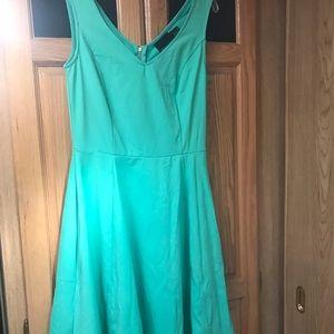 Cythina Rowley small mint green dress sleeveless S
